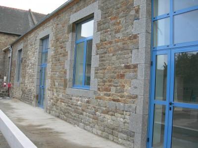 Salle des fêtes Baguer Morvan (35)