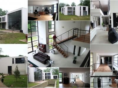 Maison Architecte LAMORLAYE(60)