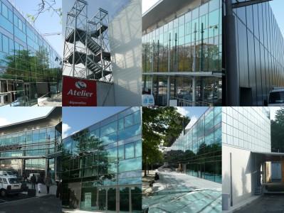 Centre commercial LONGCHAMPS (RENNES)