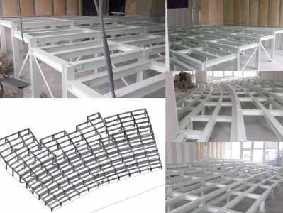 Structure d'auditorium (Nanterre 92)