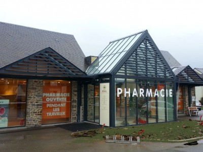 Extension Pharmacie Dol de bretagne