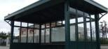 Abris Bus Gare TGV DOL DE BRETAGNE